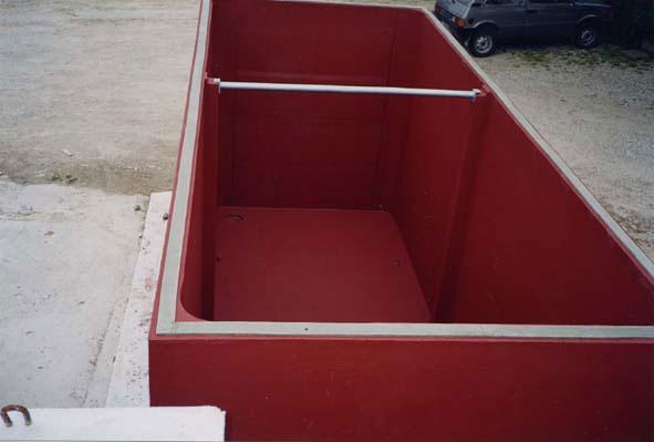 impermeabilizzante per cisterne in cemento